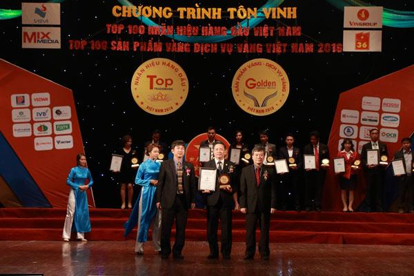 EVNNPS - Top 50 nhãn hiệu hàng đầu Việt Nam 2016