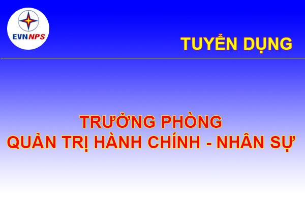 Tuyen Dung Tp Qthc Ns