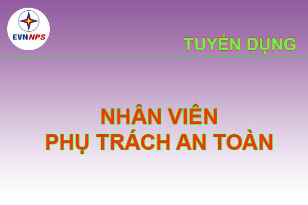 Tuyen Dung Nhan Vien An Toan